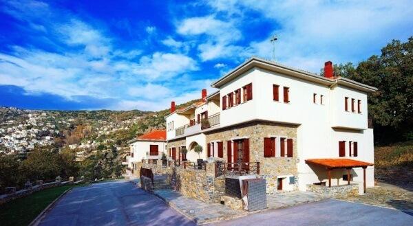 Рейтинг отелей Греции: 3 звезды