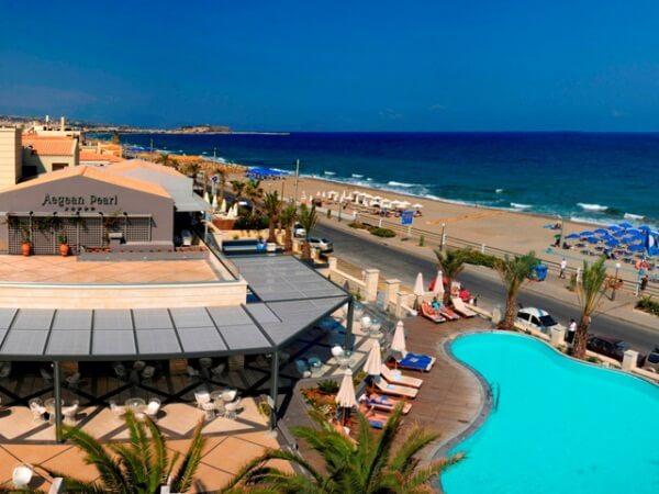 Отели Греции для молодежного отдыха