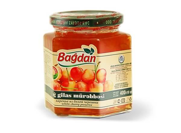Сувениры из Баку: сладости