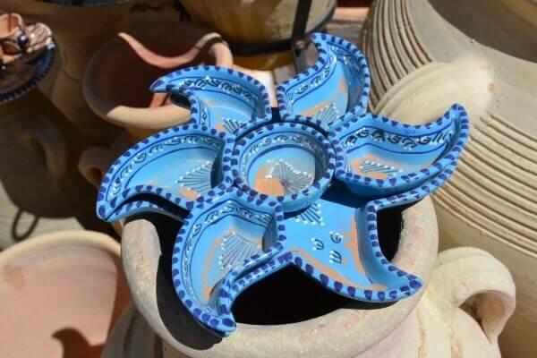 Что можно привезти из Туниса: керамика