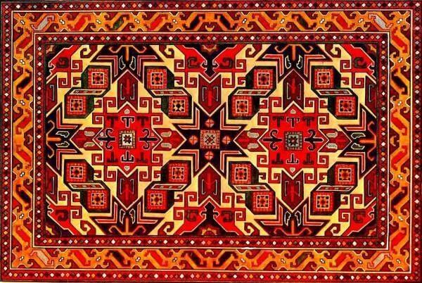 Сувениры из Баку: ковры