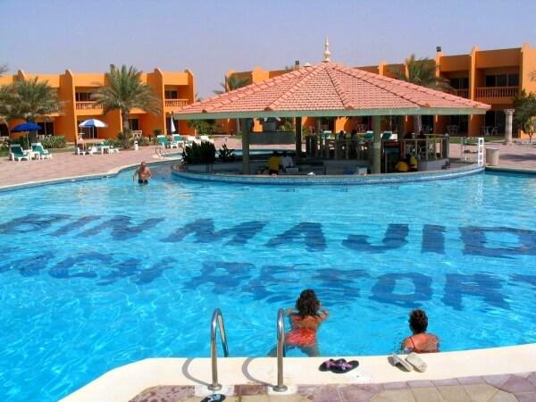 Рейтинг отелей ОАЭ: 4 звезды