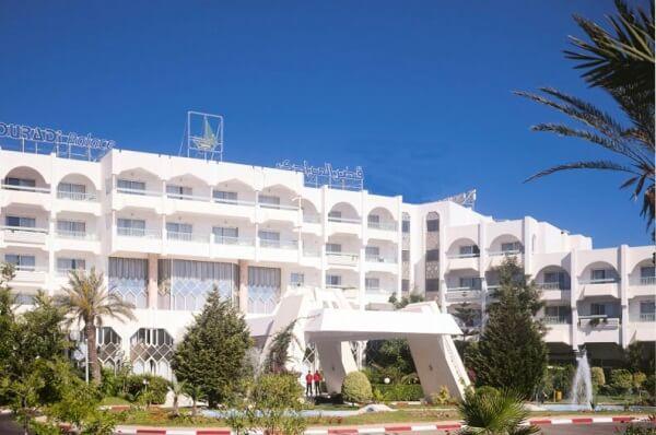 монастир тунис отели 5 звезд