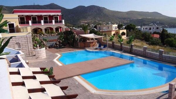 Рейтинг отелей Греции: 4 звезды
