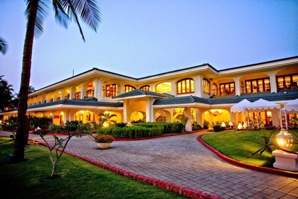 Лучшие отели Гоа: 5 звезд