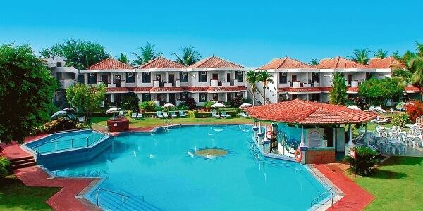 Лучшие отели Гоа: 4 звезды