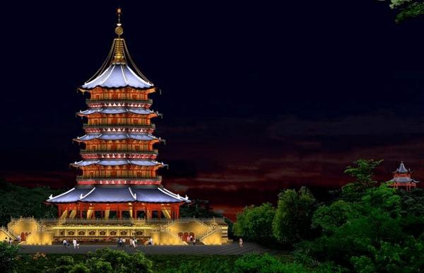 Достопримечательности Ханьчжоу