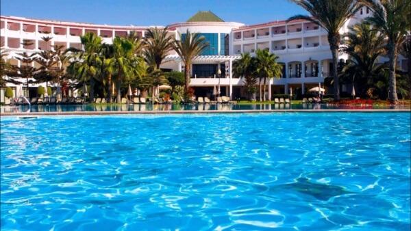 Отели Марокко для отдыха с детьми
