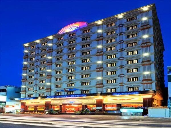 Рейтинг отелей Вьетнама: 4 звезды первой линии