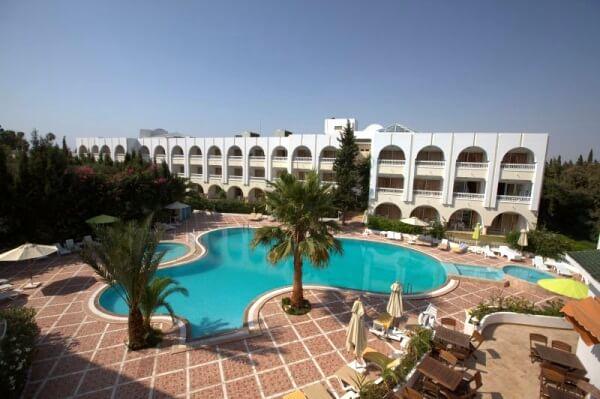 Отели Туниса 4 звезды
