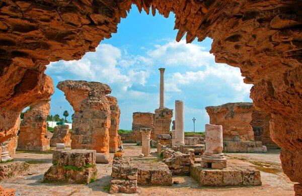 монастир тунис достопримечательности фото