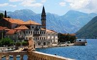 Путеводитель по Европе - подробные карты Черногории с городами на русском языке
