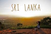 Голубые воды, песчаные берега, океанские бризы - Шри-Ланка на карте мира на русском языке