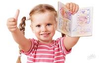 можно ли вписать ребенка в загранпаспорт нового образца