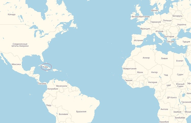 где находится сербия и черногория на карте мира
