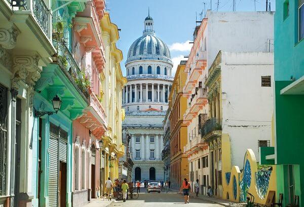 популярные города острова - Гавана