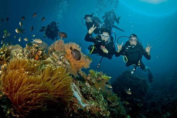 остров Раданг Малайзия