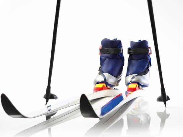 выбираем ботинки и крепления для лыж
