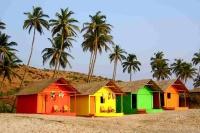 Погода по месяцам на Гоа - ласковое солнце или муссонные ветра?