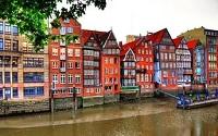 Города Германии - Гамбург: карта, фото и описание достопримечательностей (сезон)
