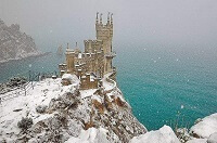 Что ждет вас в Крыму - погода в январе