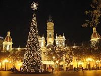 Новогодняя Испания - погода в январе