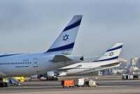 Какие аэропорты Израиля предназначены для международных рейсов?