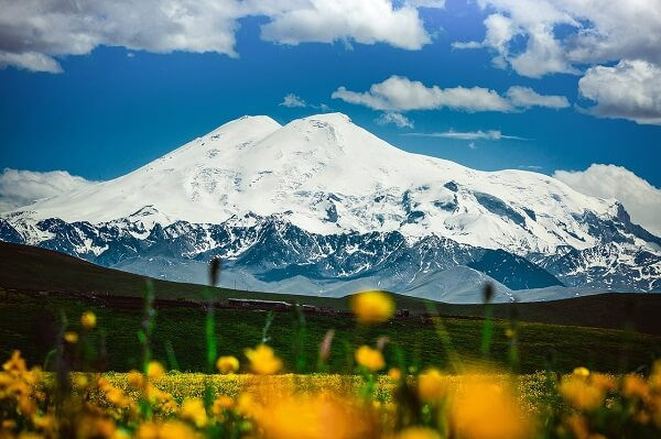 Все самые высокие и крупнейшие действующие вулканы на карте мира - видео (сезон)