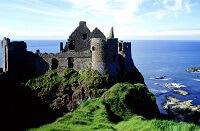 Изумрудная Ирландия на карте мира