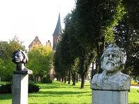 Уникальный Парк скульптуры в Калининграде