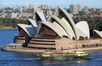 Самые популярные достопримечательности Сиднея