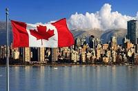 Крупные города страны кленового листа - Канады