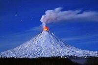 Ключевская Сопка - это потухший или действующий вулкан?