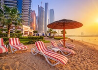 Какое море в Дубае - как называется?