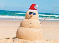 Погода в Египте на Новый год - безмятежное море или шквалистый ветер?