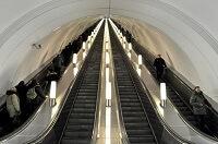 самая глубокая в мире станция метро