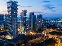 Какая погода в Тель-Авиве в январе?