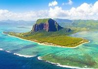 Где находится головокружительный остров Маврикий?
