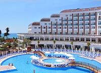 Комфортабельные отели Сиде 5 звезд - первая линия, все включено, собственный пляж