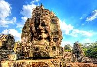 Камбоджа на карте мира - как добраться?