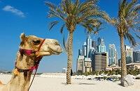 Погода на популярных курортах ОАЭ в марте