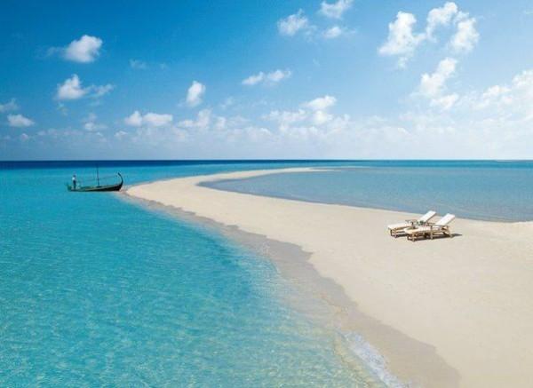 пляжные зоны для отдыха