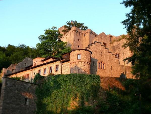 Архитектура Старого замка
