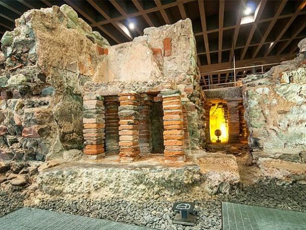 Римские термальные источники