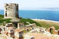 погода и температура воды по месяцам в Болгарии
