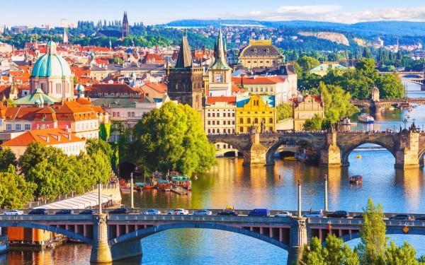 экскурсионные объекты Чехии