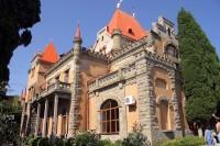 Крым (Алушта): дворец княгини Гагариной в Утесе с фото (сезон)