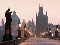 Прага в мае: весенняя погода в городе ста шпилей