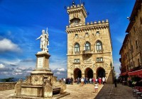 Достопримечательности самого древнего государства Европы - Сан-Марино