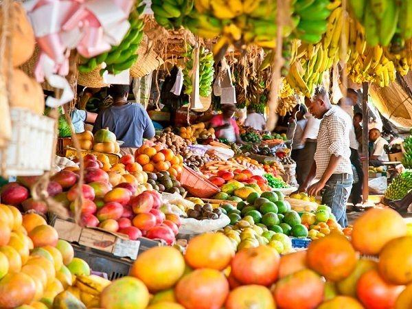 какие фрукты можно встретить?